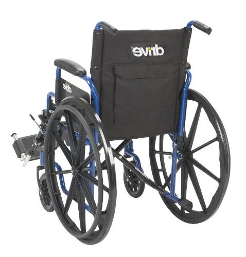 """Drive Medical Wheelchair Rests, 18"""" Seat"""