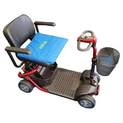 """PURAP cushion wheelchairs and - patented 3D flotation technology - 1.5"""""""