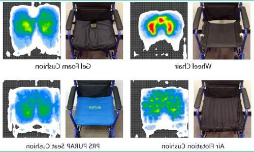 """PURAP wheelchairs - Clinically and patented - x 20""""x 1.5"""""""