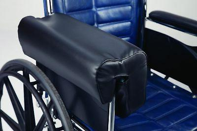 deluxe lateral wheelchair arm support
