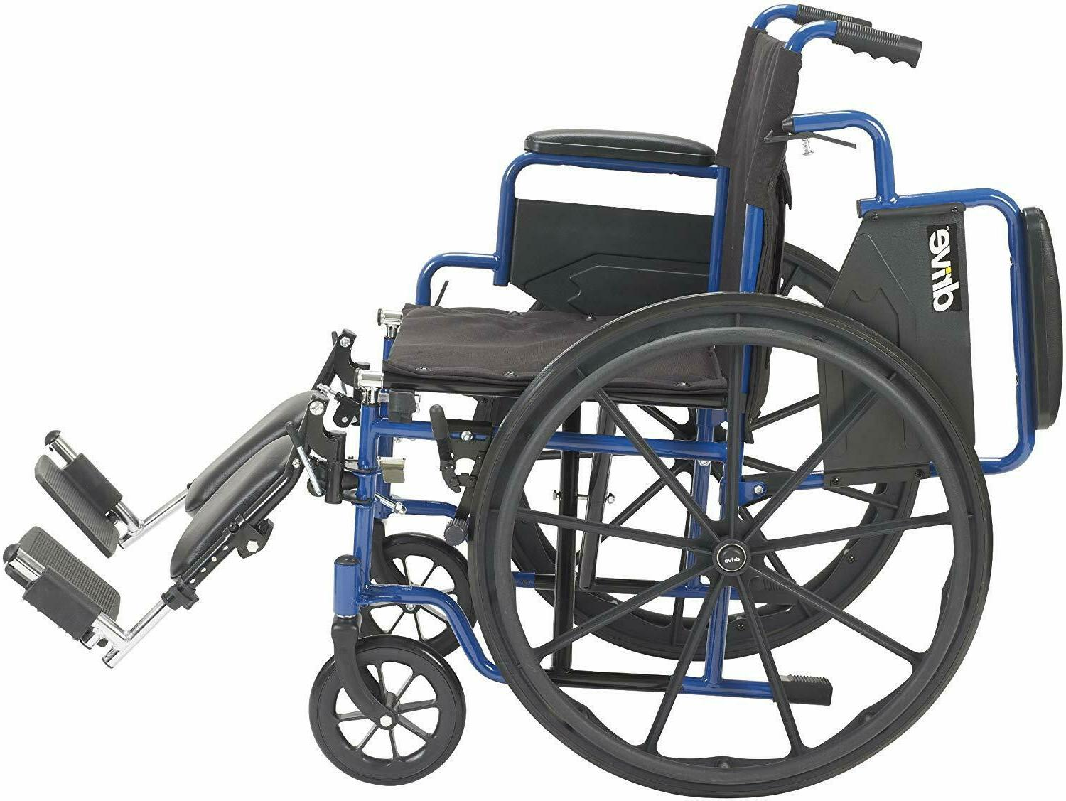 Drive Wheelchair with Back Desk Arms,