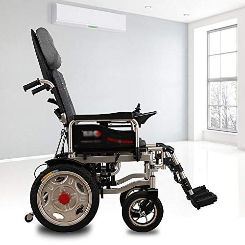 YONGMEI Electric Disabled, Household Medical Lightweight, Scooter