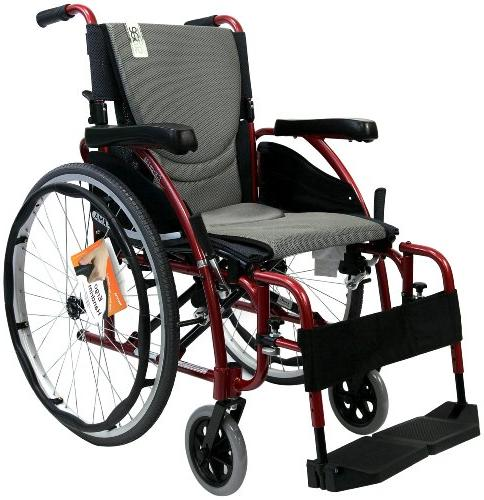 ergonomic wheelchair seat