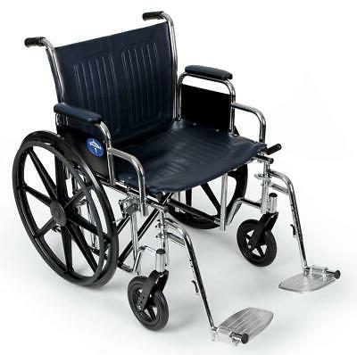 excel extra wide wheelchair 24 wide seat