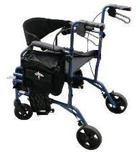Medline - Excel Translator - Wheelchair and Rollator Combina