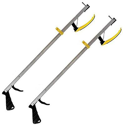 "RMS 2-Pack 32"" Long Grabber Reacher 