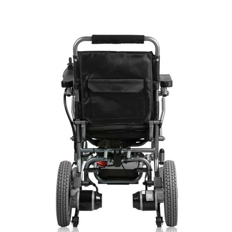 Folding Electric Wheelchair Power Aid Motorized US