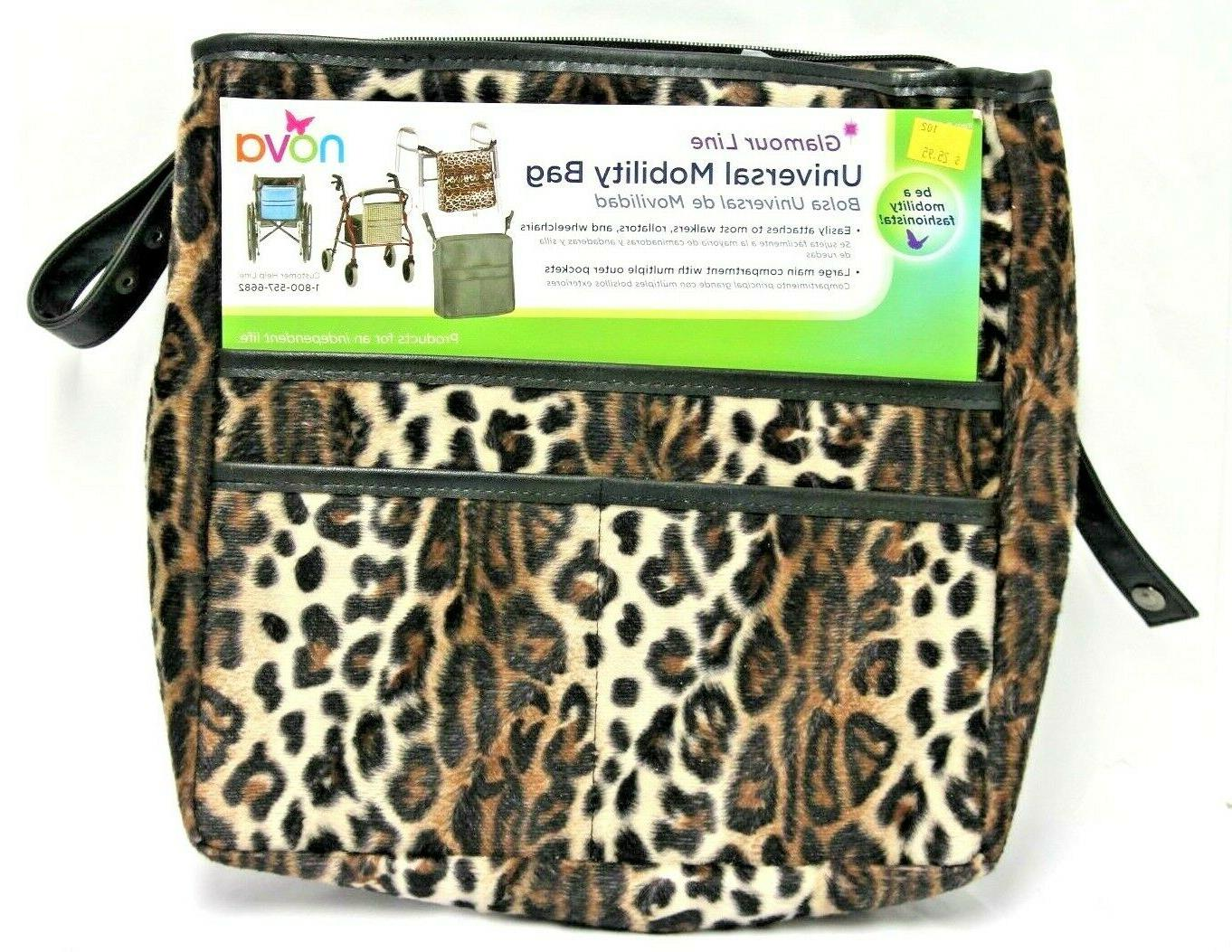 glamour line universal mobility bag for walkers