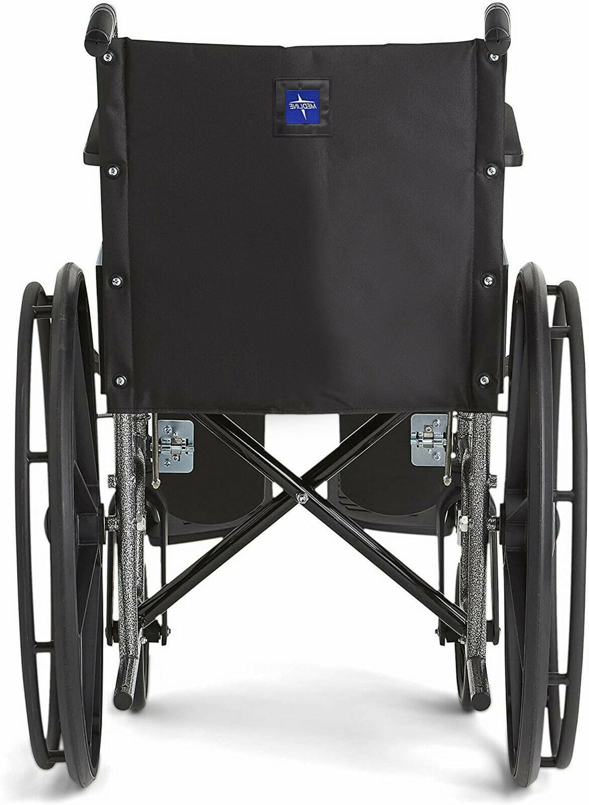 Medline K1 Basic Full-Length Rests Seat