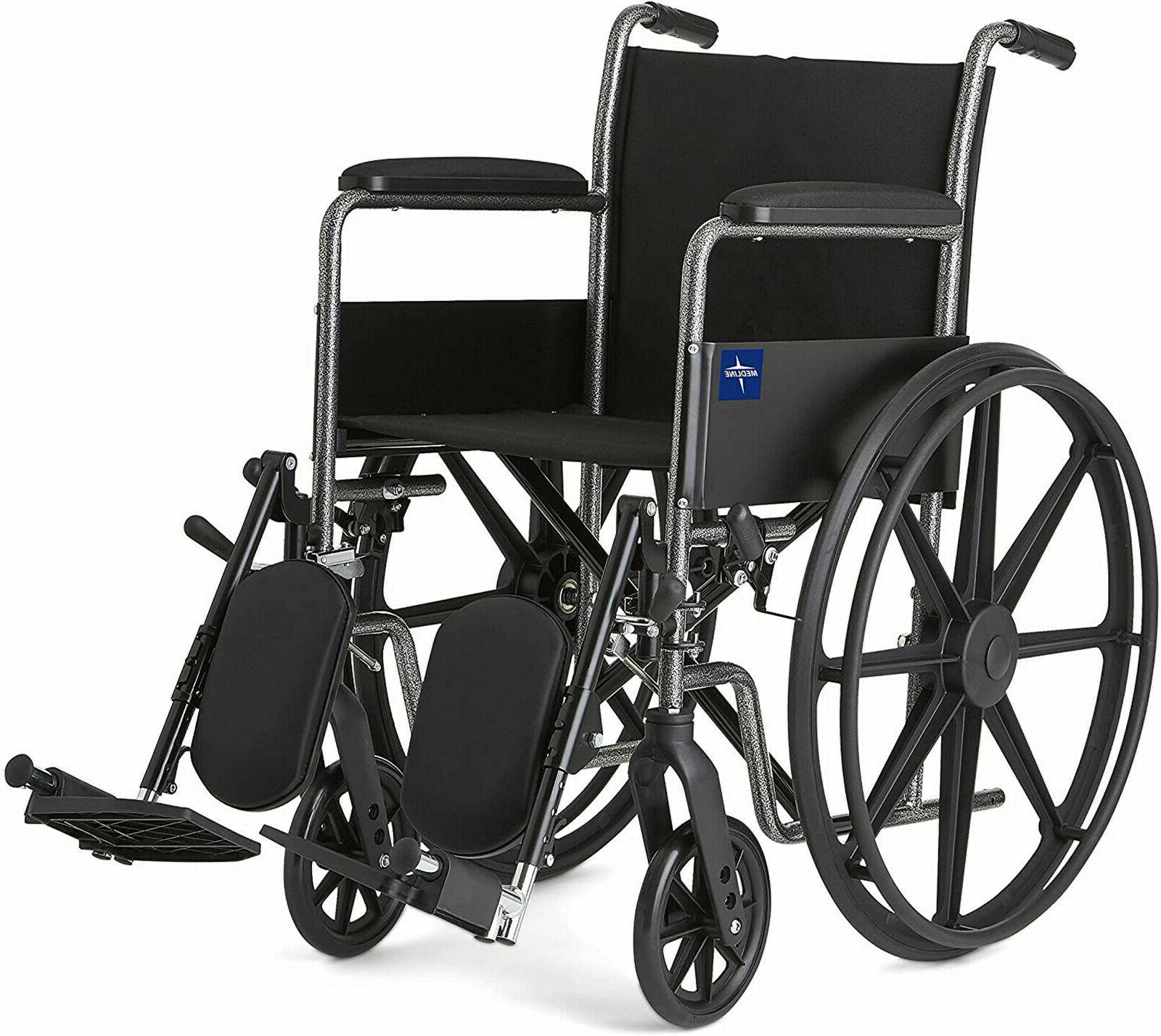 k1 basic wheelchairs full length arms elevating