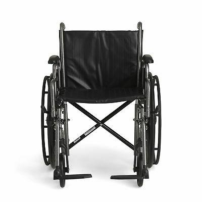 "Medline K2 with 20""x16"" Away Footrests- MDS806400EV"