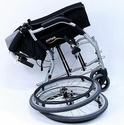 Karman Wheelchair Ergo Flight Release Axles S-2512Q NEW
