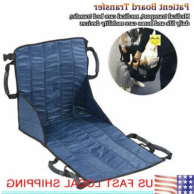 lift sling wheelchair transfer seat medical mobility