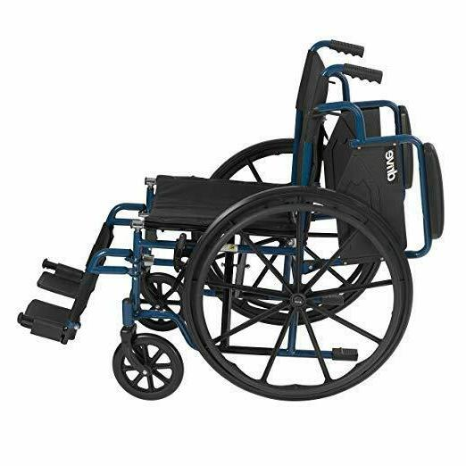 Drive Manual Mobility Wheel Chair Foldable