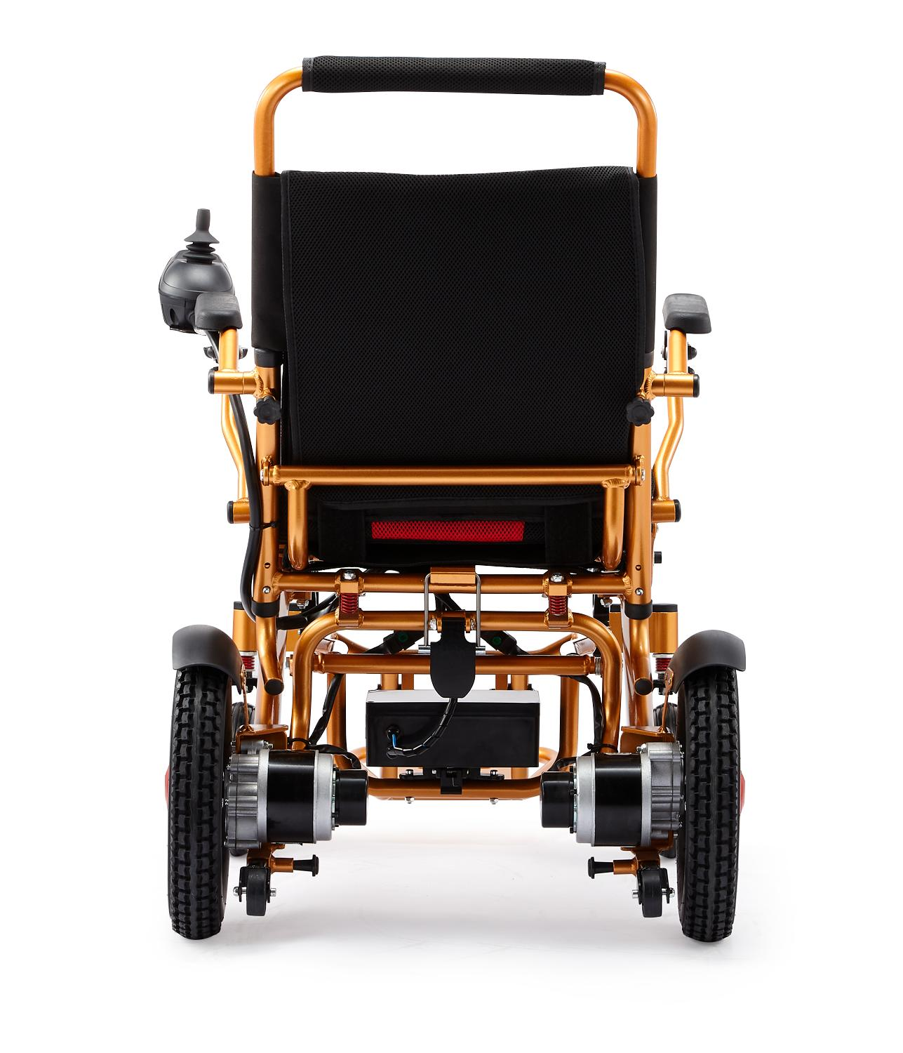 Mobile Wheelchair Power Wheelchair Duty Chair