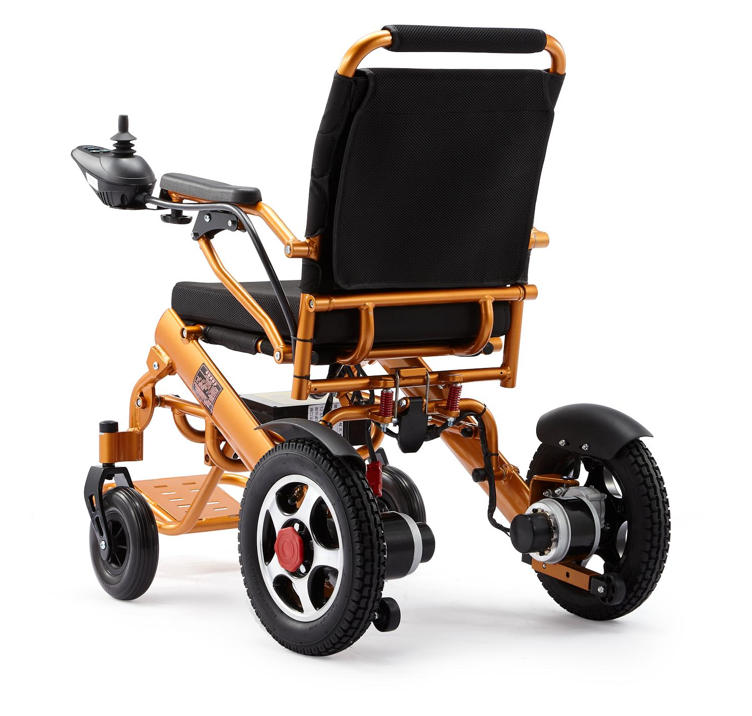 Mobile Electric Wheelchair Lightweight