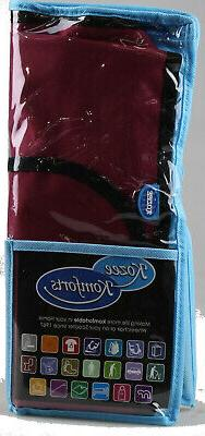 MOBILITY OR SIDE SACK - MAROON. New