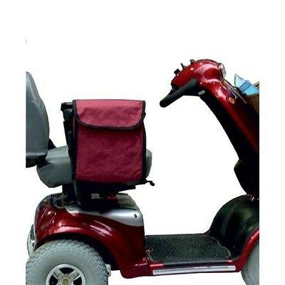 mobility scooter or wheelchair side sack bag