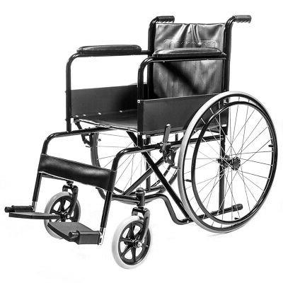mobility transport lightweight manual folding wheelchair han