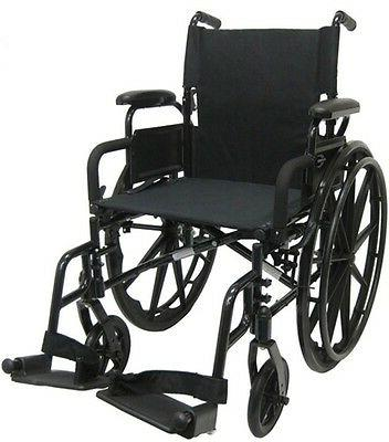 new 802 dy aluminum frame wheelchair 18