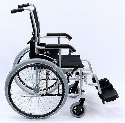 new compact 18 wheelchair folding backrest swing