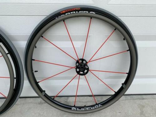 New Spinergy wheels