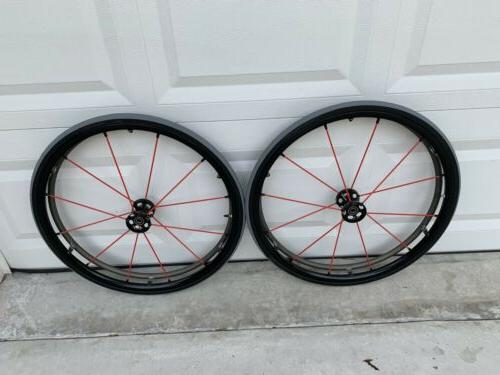 """New Spinergy wheels 25"""""""