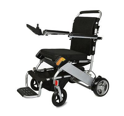 Foldable Power Wheelchair weight 51 Fold