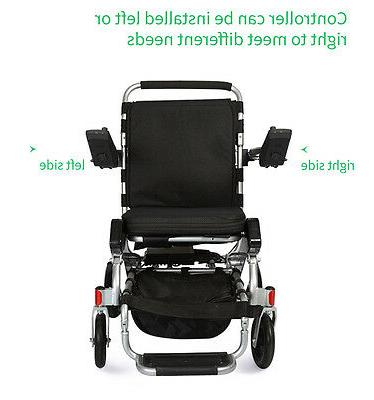 Foldable Wheelchair weight 51 lbs Fold