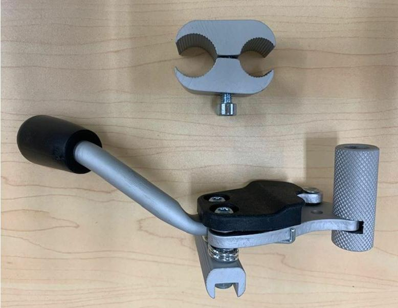 replacement self propel wheelchair brake left right