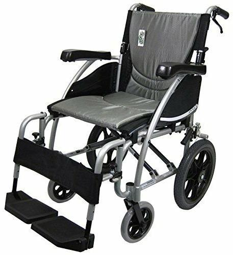 s 115 ultra light transport chair wheelchair