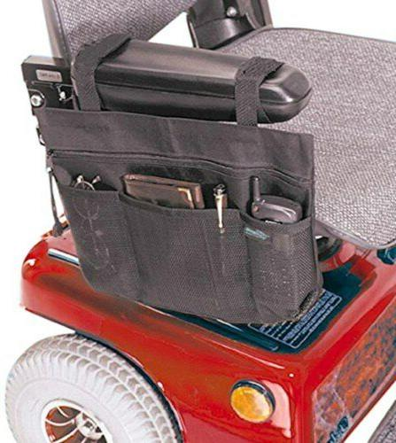 EZ-Accessories Mobility Scooter Arm Tote