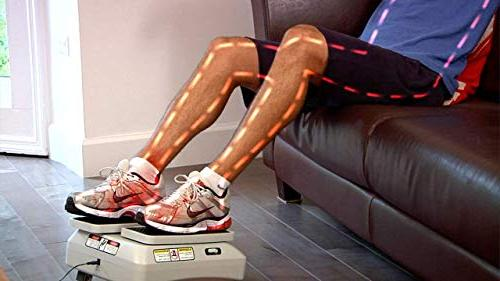 The LegXercise - Automatic Mover uses Movement Soothe & Promote Healthy