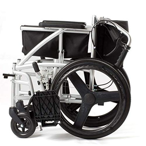 Wheelchairs Multi-Purpose Lightweight and Obese Elderly households 100kg can MedicalSupp