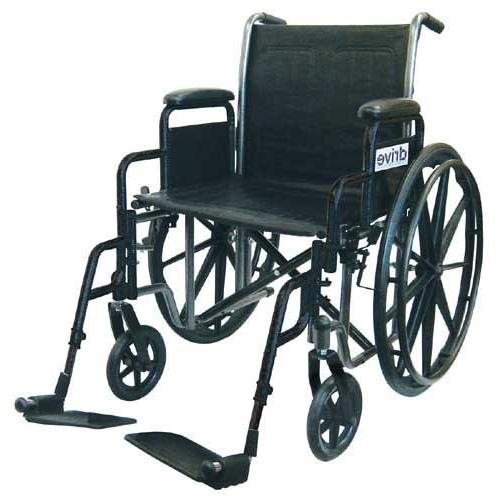 Silver Sport 2 Wheelchair and