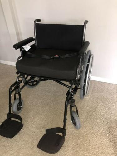 tracer iv heavy duty extra wide wheelchair