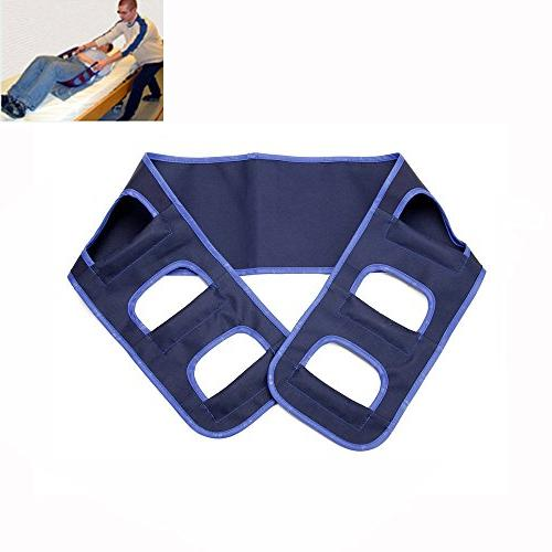 Transfer Board Belt Turner Safety Mobility Nursing Elderly Disabled