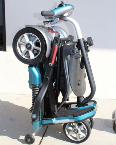 transport folding electric mobility scooter