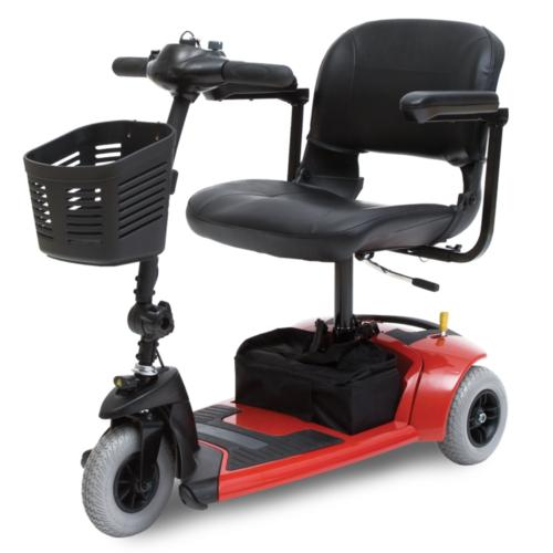 Travel Pro Premium 3-Wheel Mobility Scooter by Pride