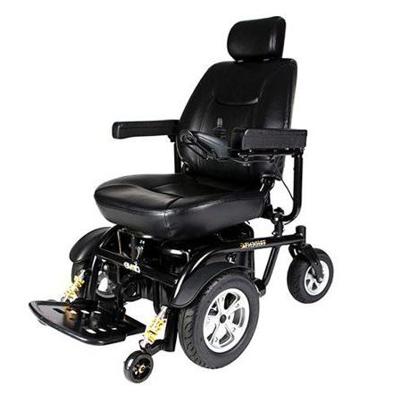 trident heavy duty power chair