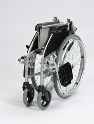 Ultra Lightweight Self-Propelled Wheelchair
