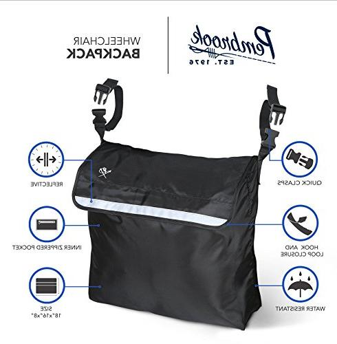 - Black - Great accessory your mobility Scooters, Manual, Electric Wheelchairs