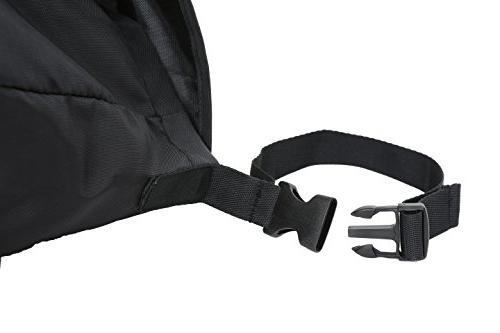 Pembrook Backpack - Black - accessory pack mobility devices. Scooters, - Manual, Powered or Electric Wheelchairs