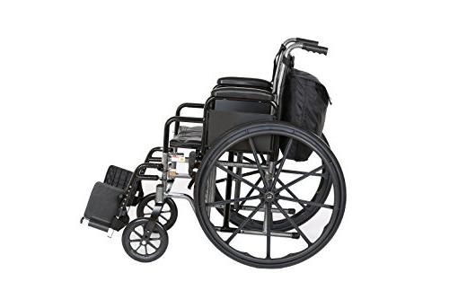 Pembrook Wheelchair Bag - Great accessory pack for mobility devices. Scooters, Rollators Manual, Powered or Electric Wheelchairs