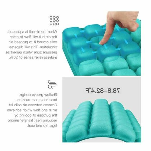 Wheelchair Inflatable Seat Pressure Relief Office