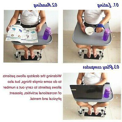 Wheelchair Tray Table Accessories with Cup Medical ...