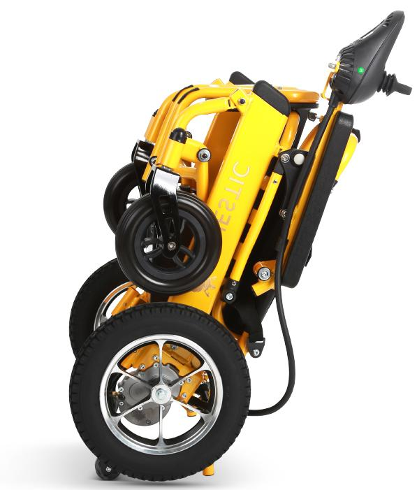 Yellow Foldable Control Power