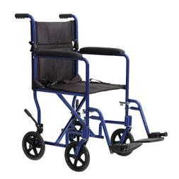 ProBasics Lightweight Aluminum Transport Chair