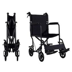 Lightweight FDA Approved Medical Wheelchair & Hand Brakes Fo