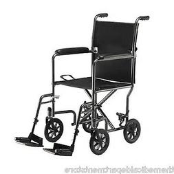 ProBasics Lightweight Folding Transport Wheelchair -Transpor